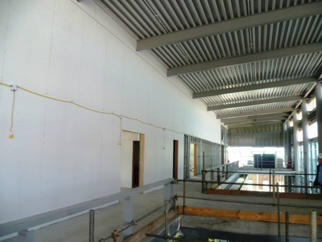Eastwood High School Soundtex Partitions